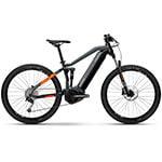 Vélo électrique VTT tout suspendu